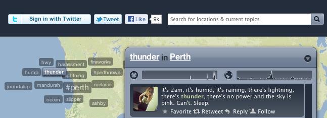 Do more in Trendsmap