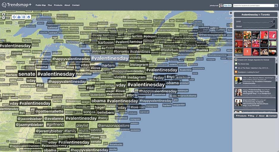 Trendsmap Plus & Twitter Login Changes