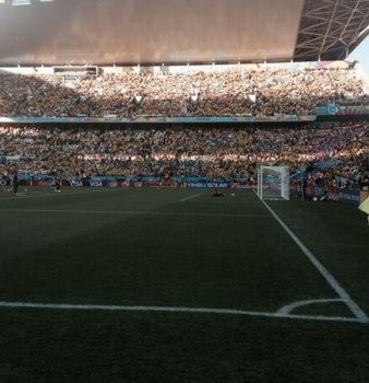 World Cup 2014 – Brazil v Croatia