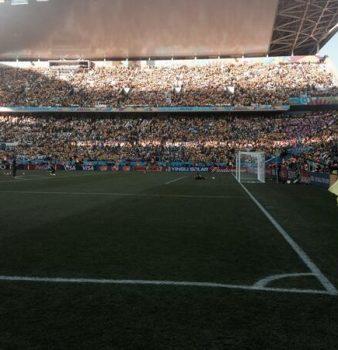 World Cup 2014 – Brazil v Croatia