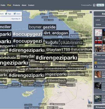 Historical Trends now available in Trendsmap Plus