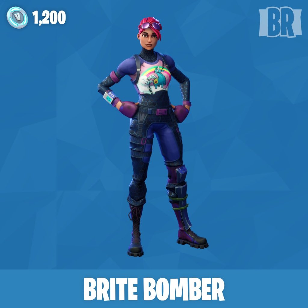 Andreas Quot Fortnitebr Want Brite Bomber Https T Co