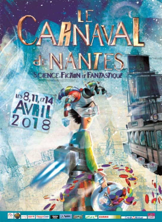 parcours du carnaval de nanteshype nantes hype. Black Bedroom Furniture Sets. Home Design Ideas